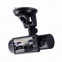 Wholesale 1080p dual lens car video recorder with GPS logger/G-sensor/2.8 inches LCD/vehicle-mounted power from china suppliers