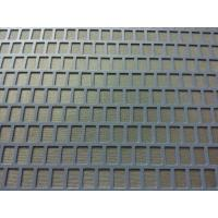 China 316 Hook Strip Flat Mi Swaco Shaker Screens API 100 For Shale Shaker on sale
