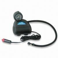 Buy cheap Auto Air Compressor with Output of 30L/Minute, Used for Motorcycles and Bike from wholesalers