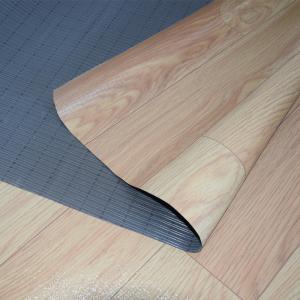 China Residential Vinyl Linoleum Flooring 0.35 - 2mm Thickness Pvc Floor Mat Roll on sale