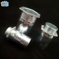 Wholesale BSCC EMT Conduit Conector Rigid Conduit Fittings Steel / Zinc Plated Material from china suppliers