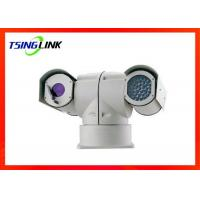 Wholesale Outside Car Mounted 2 Megapixel 20X Optical Zoom Vehicle PTZ Rotating Camera from china suppliers