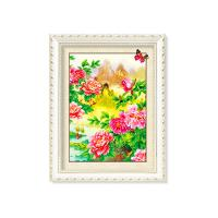 Wholesale Flowers And Plants 5D Images Lenticular Art Prints For Restaurant Decor from china suppliers
