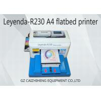 Wholesale A4 Small Format UV Flatbed Printer Space Saving For Cell Phone Case Printing from china suppliers