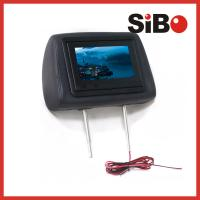 Taxi Headrest Interactive LCD With Content Management System