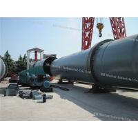 Wholesale Activated Cement Rotary Kiln , Energy Efficient Rotary Lime Furnace from china suppliers