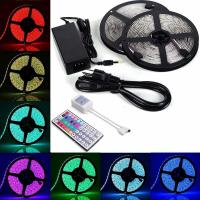 Buy cheap 15mmX7.5mm 12 Volt Led Rope Lights Bright RGB LED Beads Highlight And Durable from wholesalers