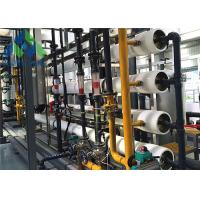 Wholesale Heavy Duty Seawater Desalination Plant With RO Treatment System 3-11 PH from china suppliers