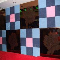 Wholesale Recycled Polyester Acoustic Panels for Music Hall Ceiling And Wall from china suppliers