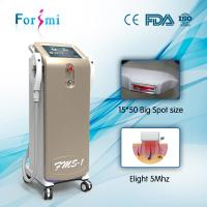 China vertical ipl Elight laser multi skin laser treatment / shr hair removal on sale