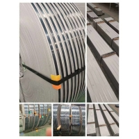 Wholesale ASTM A240 S32205 Stainless Steel Coil Cold Rolled 2205 Duplex Steel Strip Coil S31803 from china suppliers