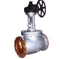 Wholesale Flange BW ENDS BS 1873 Globe Valve BB Outside Screw And Yoke DISC , RF Connect from china suppliers