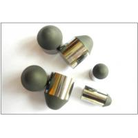 China High efficiency JCZ1118 1217 1419 2428 Conical PDC insert for DTH Button Bits on sale