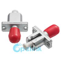 Wholesale ST-LC Metal Singlemode Simplex Fiber Optic Adapter For LC Round Type from china suppliers