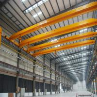 Wholesale 20T bridge overhead crane single beam travelling overhead crane from china suppliers