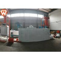 Buy cheap 300KG / H Fish Feed Production Line , Fish Feed Pellet Machine High Speed from wholesalers