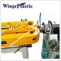 Wholesale Plastic Single-wall Corrugated Pipe Extrusion Production Line from china suppliers