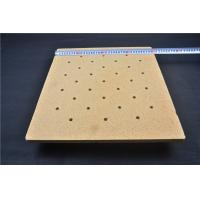Wholesale Furnace Use Porous Ceramic Plate , Refractory Lightweight Kiln Shelves SGS from china suppliers