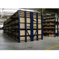 Wholesale ISO9001 Longspan Shelving Rack Medium Duty For Sundries / Garage Storage from china suppliers