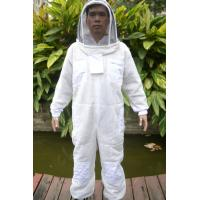 Wholesale Three Layer Ventilated Beekeeping Protective Clothing with Pointed Hat from china suppliers
