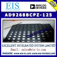 Buy cheap AD9268BCPZ-125 - ADI (Analog Devices) - 16-Bit, 80 MSPS/105 MSPS/125 MSPS, 1.8 V from wholesalers