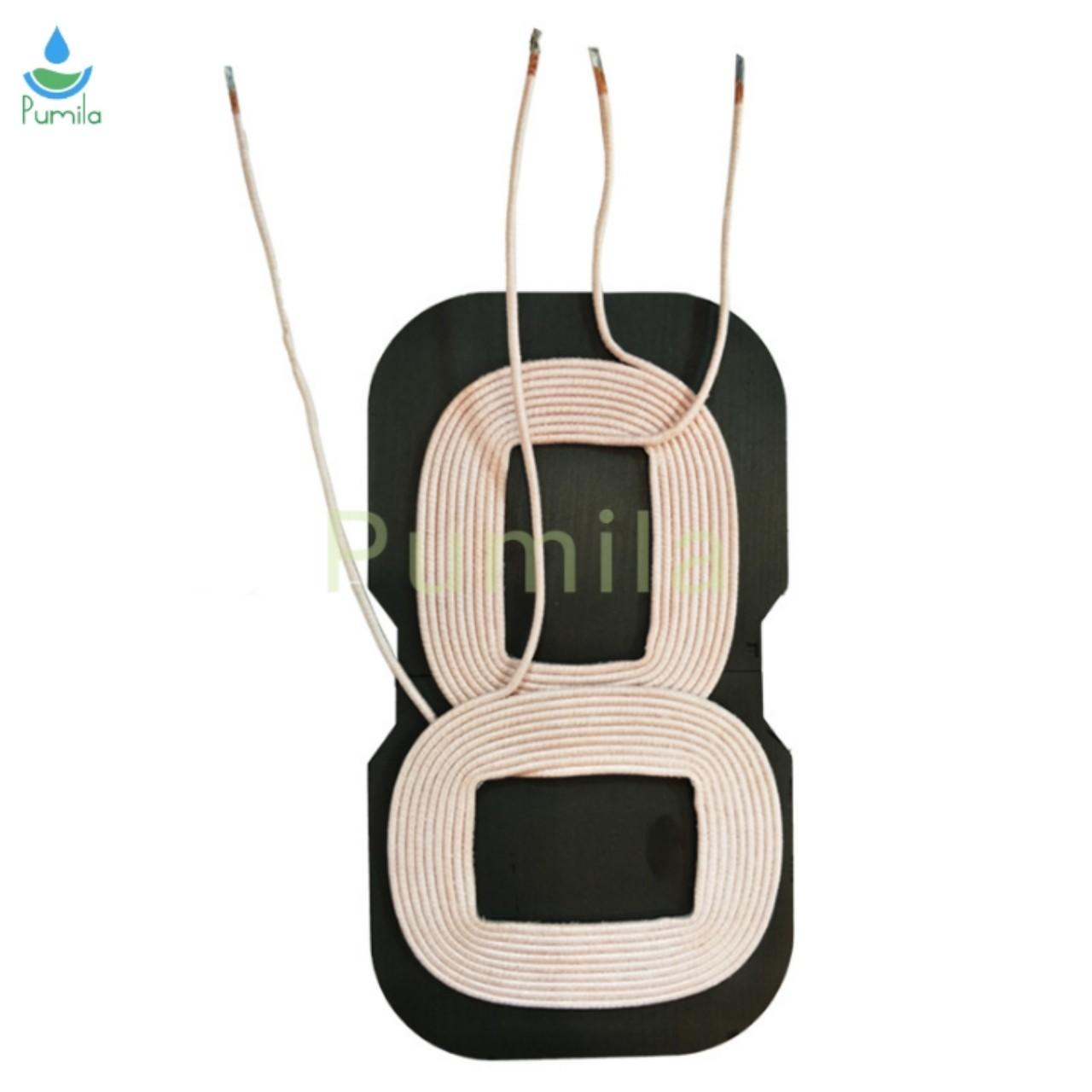 Wireless Charger Coil qi wireless charging coil a6 for sale