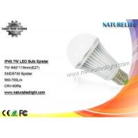 Wholesale IP45 7W E27 Led Light Bulbs Warm white / Natural White / Cool White from china suppliers