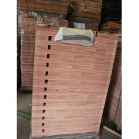 Wholesale Cumaru Veneer / Cumaru Lamellas from china suppliers