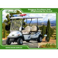 Wholesale Aluminum 6 Passenger Golf Cart Wirh White Or Custom Body Color from china suppliers