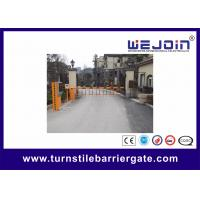 Wholesale Safety Fencing Parking Barrier Gate Remote Control Die Casting Aluminum Alloy Motor from china suppliers