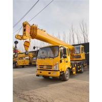 Wholesale High Work Efficiency 16T Construction Crane Truck from china suppliers