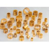 Wholesale Low Noise Oil Impregnated Bronze Bushings Self Lubricating Bush Material from china suppliers