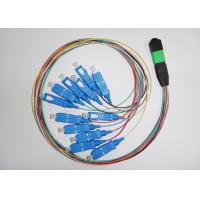 Wholesale  MPO Simplex Fiber Optic Patch Cord  from china suppliers