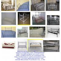 Metal double deck bed 98761510 for Double deck bed for sale