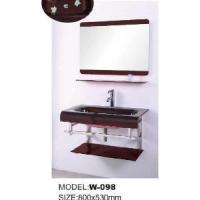 Wholesale Glass Basin  (W-098) from china suppliers