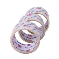 China Gift Wrapping BOPP Packaging Tape , 48mm Width Personalised Packing Tape on sale