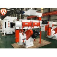 Wholesale Large Capacity Livestock Cattle Feed Pellet Machine Speed Of Ring Die 12-120 Rpm from china suppliers