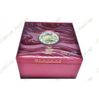 Wholesale 157gsm Coated Paper Custom Cardboard Food Packaging Boxes With Lids from china suppliers