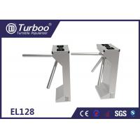 Wholesale Bidirectional Waist High Turnstile Mechanism Security Barrier Gate Entry Systems from china suppliers
