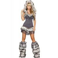 Wholesale Womens Captain California adult halloween costumes , Indian fancy dress costumes from china suppliers