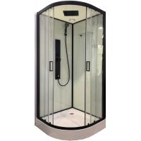 China Modern Bathroom Shower Cabin with Glass Roof Single Person Using ISO9001 on sale