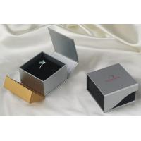 China good quality paper jewelry boxes wholesale in China on sale