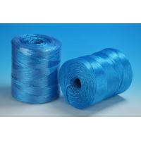 China Recycled PP Fibrillated Packing Rope Industrial Twine High Strength 1mm - 5mm Twisted on sale