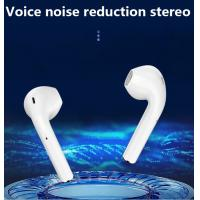 Buy cheap I12 Airpot Wireless Bluetooth Headset , In Ear Bluetooth Headphones 60H Standby from wholesalers