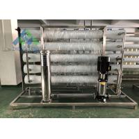 Wholesale Small Ro Water Desalination System , Seawater To Drinking Water Machine SS 304 Material from china suppliers