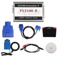 Wholesale FLY 100 Generation 2 (FLY100 G2) Honda Scanner Full Version Diagnosis and Key Programming from china suppliers