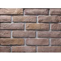 Wholesale Type A  series,Fire clay brick ,thin veneer decoration wall brick, antique texture clay bricks for building from china suppliers