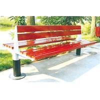 Wholesale Endurable Outdoor Wooden Benches for Amusement Parks HA-14404 from china suppliers