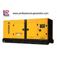 Wholesale 50Hz 250KVA AC Three Phases Quiet Diesel Generator Set With 4 Stroke 6 - Cylinder Cummins Engine from china suppliers