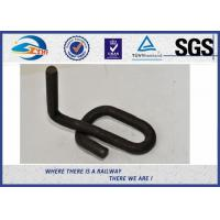 Wholesale Gauge Lock Clamp Elastic Rail Clips 14mm 60Si2MnA Plain Surface in Track System from china suppliers
